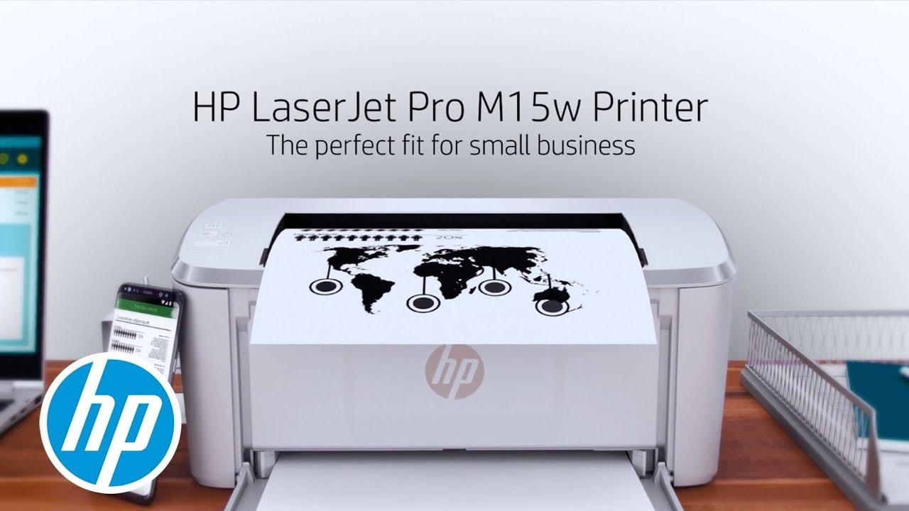 HP LaserJet Pro M15 and M28 series