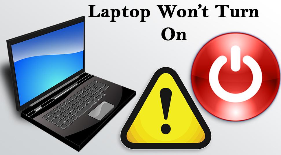 Laptop Won't Turn On