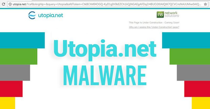 Utopia.net-Malware