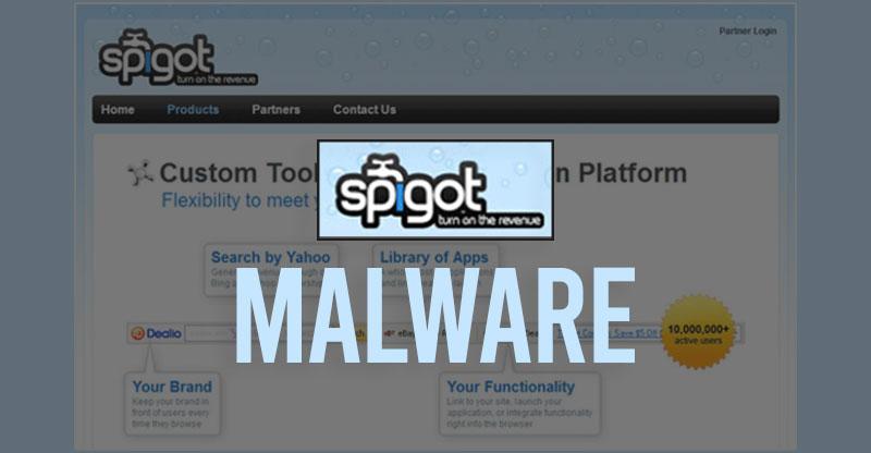 Spigot-Malware