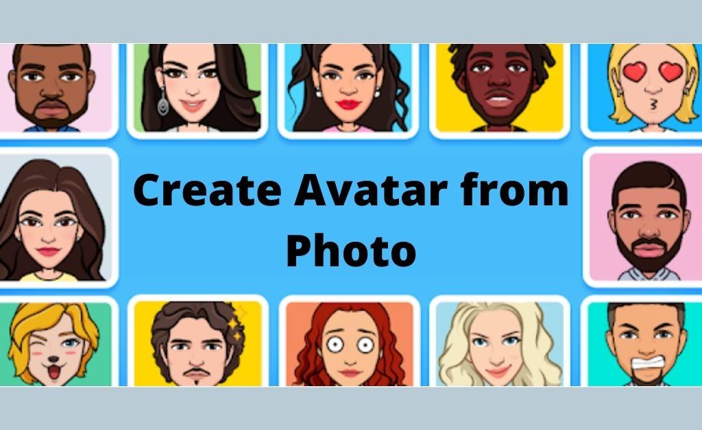 create avatar from photo